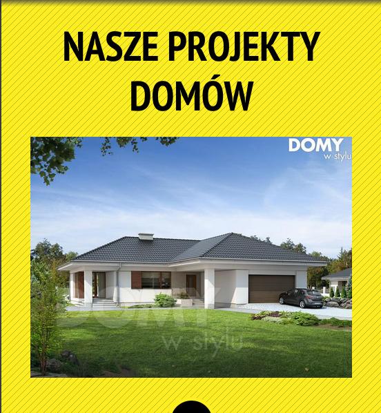 Projekty domów MTMStyl